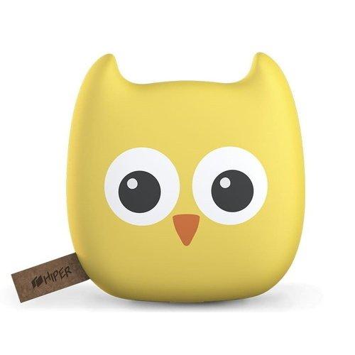 Фото - Внешний аккумулятор Zoo Owl 10000 мАч, желтый игрушка