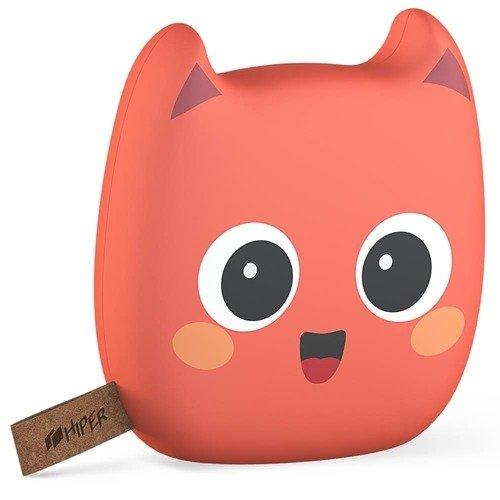 Фото - Внешний аккумулятор Zoo Raspberry 8000 мАч, красный игрушка