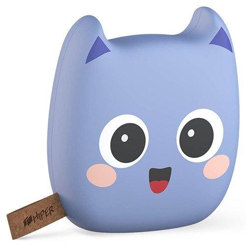 Фото - Внешний аккумулятор Zoo Grape Jelly 10000 мАч, синий игрушка