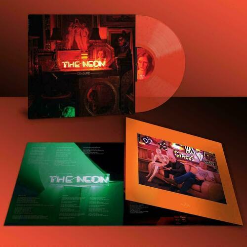 Виниловая пластинка Erasure - The Neon