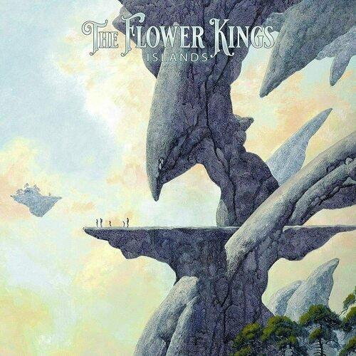 The Flower Kings - Islands. 3LP+2CD