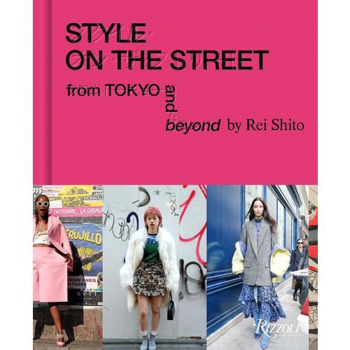 Rei Shito. Style On The Street