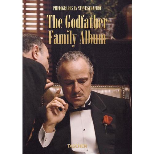 Paul Duncan. The Godfather Family Album by Steve Schapiro