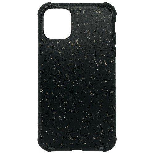 Биоразлагаемый чехол SOLOMA Case для iPhone 11 с ударопрочными углами, темно-серый