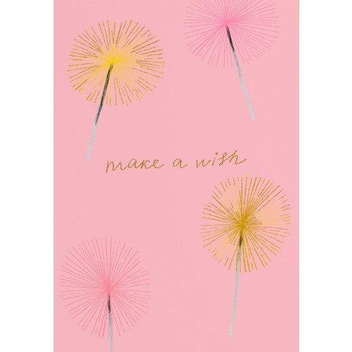 Открытка Make a wish