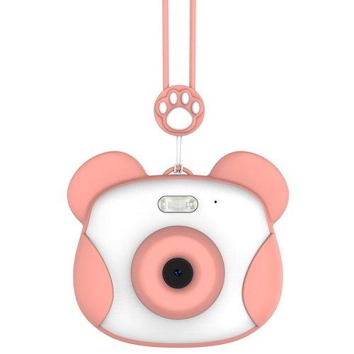 Фото - Фотоаппарат LUMICAM DK02 розовый фотоаппарат lumicam dk02 черный