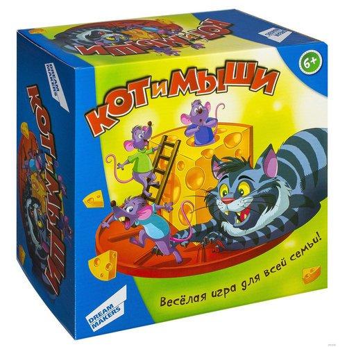 Игра настольная Кот и мыши