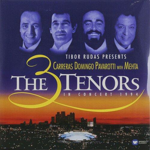 Виниловая пластинка 3 Tenors - The in Concert 1994. 2 LP