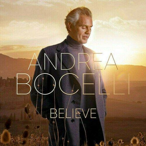 Виниловая пластинка Andrea Bocelli - Believe. 2 LP