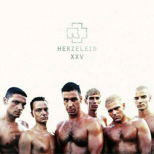 Виниловая пластинка Rammstein - Herzeleid. 2 LP rammstein rammstein made in germany 1995 2011