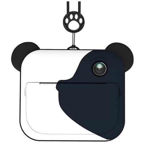 Фото - Фотоаппарат моментальной печати LUMICAM DK04 черный фотоаппарат lumicam dk02 черный