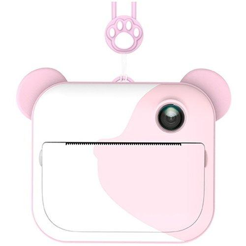 Фото - Фотоаппарат моментальной печати LUMICAM DK04 розовый фотоаппарат lumicam dk02 черный