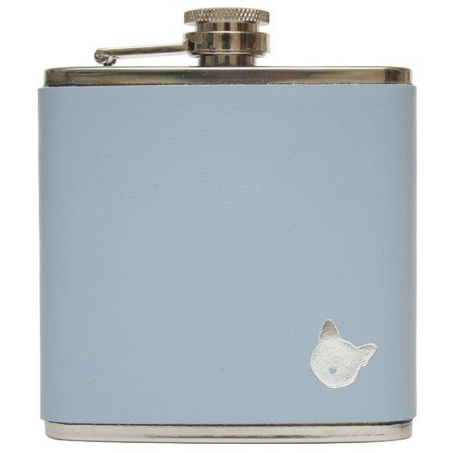 Фляжка I MICI 170 мл, голубая
