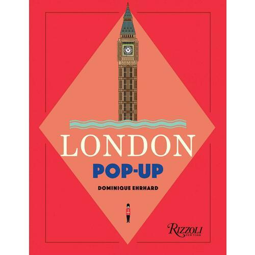 Dominique Ehrhard. London Pop-Up