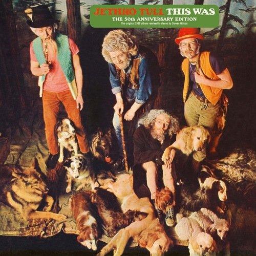 Виниловая пластинка Jethro Tull – This Was недорого