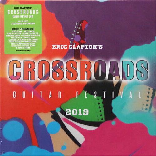 Виниловая пластинка Eric Clapton – Claptons Crossroads Guitar Festival 2019. 6 LP