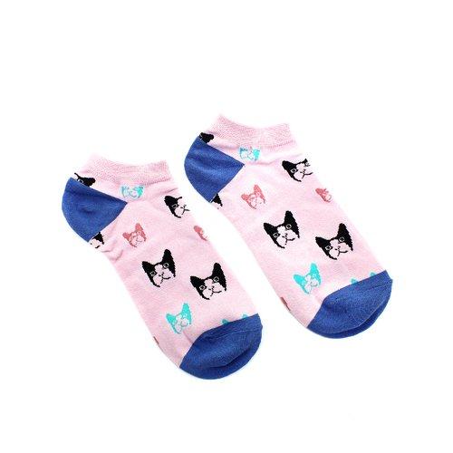 Короткие носки Krumpy «Питомцы. Кошечка» 35-40