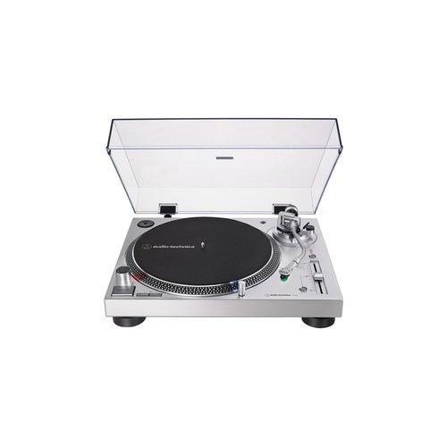 Виниловый проигрыватель Audio-Technica AT-LP120XUSBSV (с прямым приводом)