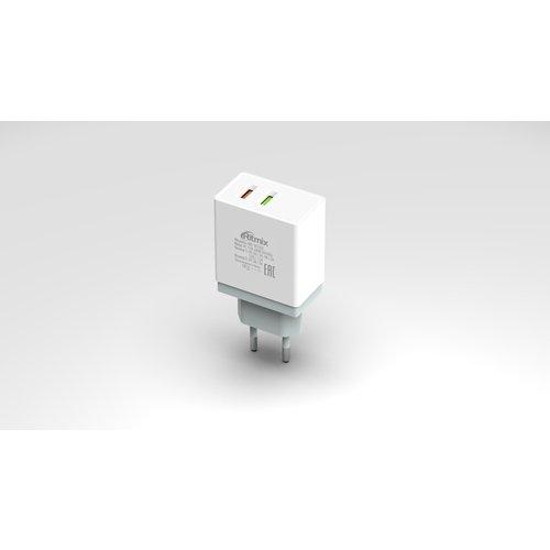 Сетевое зарядное устройство Ritmix RM-3032QC