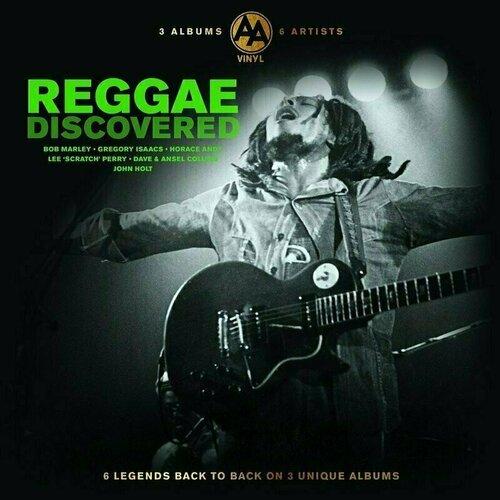 Виниловая пластинка Various Artists - Reggae Discovered. 3 LP