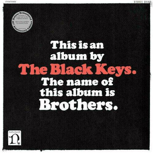 Виниловая пластинка The Black Keys - Brothers. 2 LP
