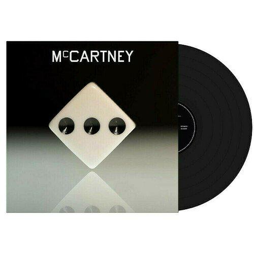 Виниловая пластинка Paul McCartney - III