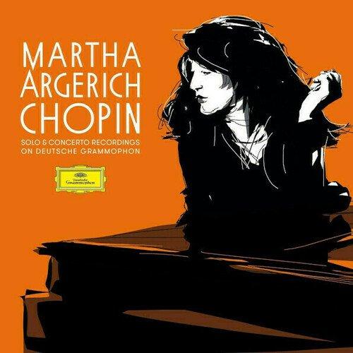 h pfitzner violin sonata op 27 Виниловая пластинка Martha Argerich - Chopin. Solo & Concerto Recordings On Deutsche Grammophon. 5 LP