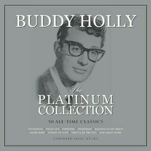 Виниловая пластинка Buddy Holly – The Platinum Collection. 3 LP