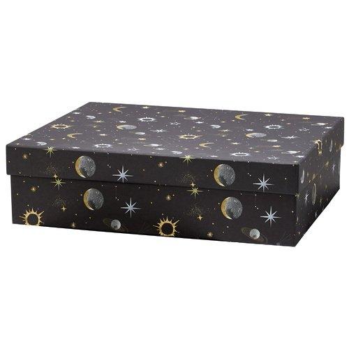 Подарочная коробка «Космос» 21 х 15 7 см