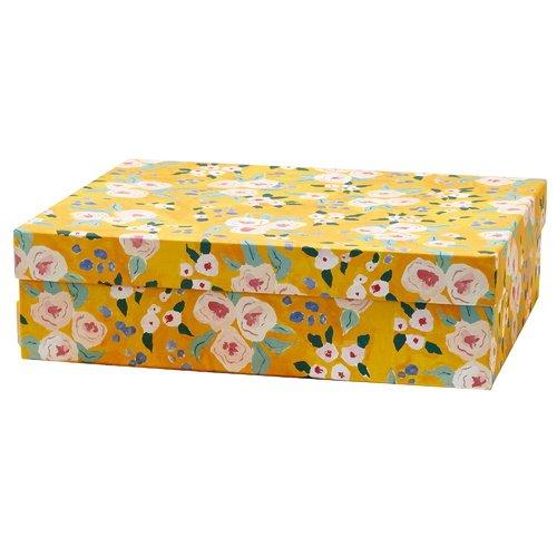 Подарочная коробка «Лето» 21 х 15 7 см