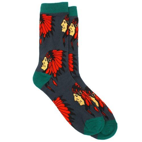 Носки Krumpy Socks «Вождь», 37-44