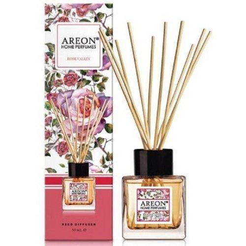 """Ароматизатор для дома Areon Sticks Garden """"Долина роз"""", 150 мл"""