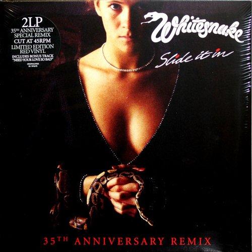 Виниловая пластинка Whitesnake - Slide It In (35th Anniversary Edition Remix) недорого