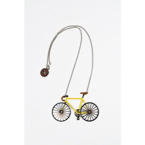 """Колье """"Велосипеды"""""""