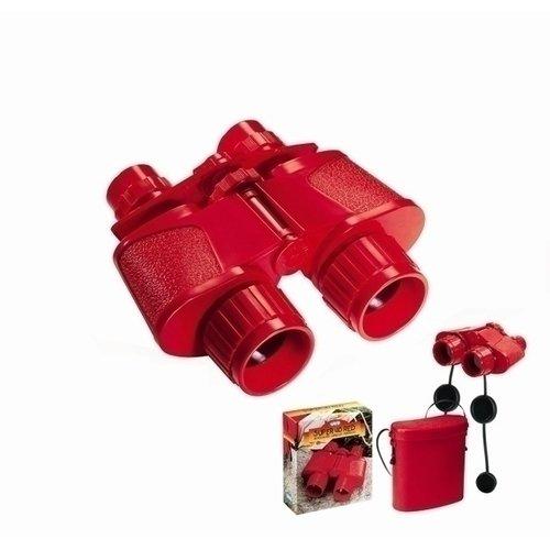 """Бинокль """"Super 40 Binocular"""" красный"""