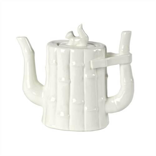 "Чайник ""Bamboo"" белый"