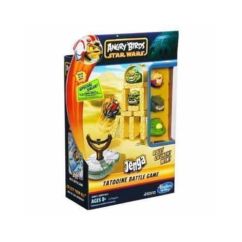 "Настольная игра ""Star Wars Jenga"" игрушка мягкая angrybirds star wars 30 см 94065b 4 angry birds"