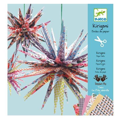 Набор для творчества киригами «Шар» limpopo набор для творчества оригами животные