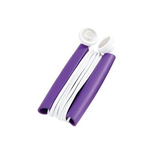 Держатель для наушников Wrapster Purple, фиолетовый держатель для наушников wrapster blue голубой