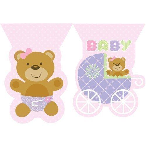 Фото - Баннер Teddy Bear розовый удочка зимняя swd ice bear 60 см