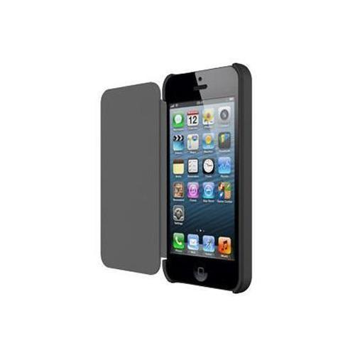 """Чехол для iPhone 5 """"Tech21"""" черный чехол tech21 evo mesh t21 5094 для iphone 6 iphone 6s прозрачный серый"""