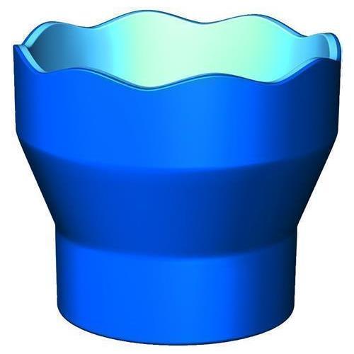 Стаканчик для воды синий