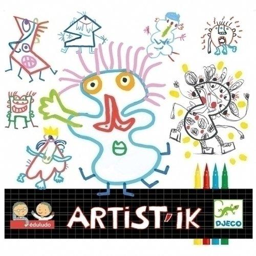 Набор для творчества «Артистик» аст набор для детского творчества петушок курочка и цыплята