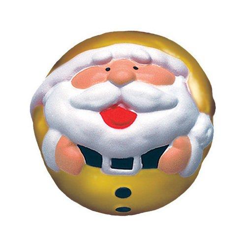 "Антистресс ""Дед Мороз"", 7 см, золотистый"
