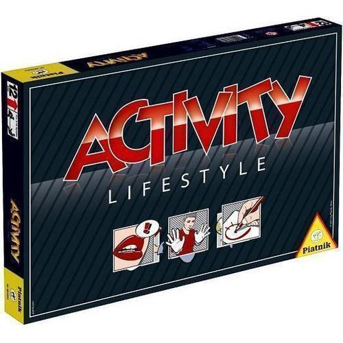 "Настольная игра ""Activity Lifestyle"""