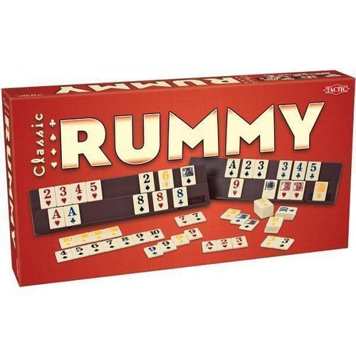 Фото - Настольная игра Румми настольная игра luidgi game румми тон 5264