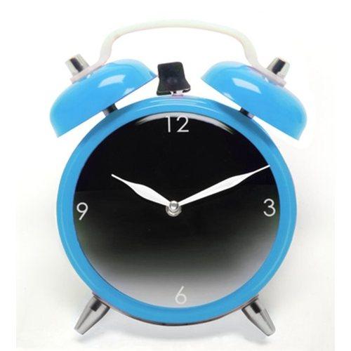 Часы настенные Twinbell, голубые часы настенные t weid цвет розовый 25 х 59 х 5 см