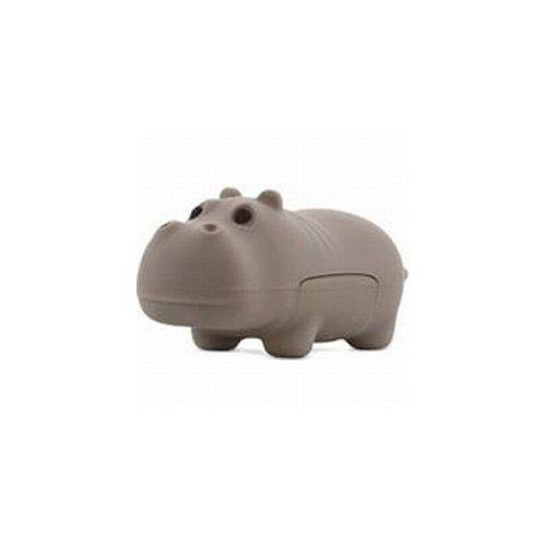 Флэш-драйв Hippo 8 Gb, серый флэш драйв leef ibridge3 32gb pink gold