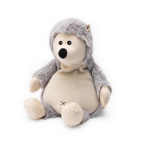 """Игрушка-грелка """"Ежик серый"""", 30 см игрушка грелка cozy plush овечка cp she 1"""