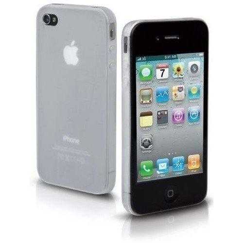 Чехол для iPhone 5/5S Extra Slim белый чехол для iphone 5 5s зебра